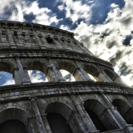 HDR Colosseo